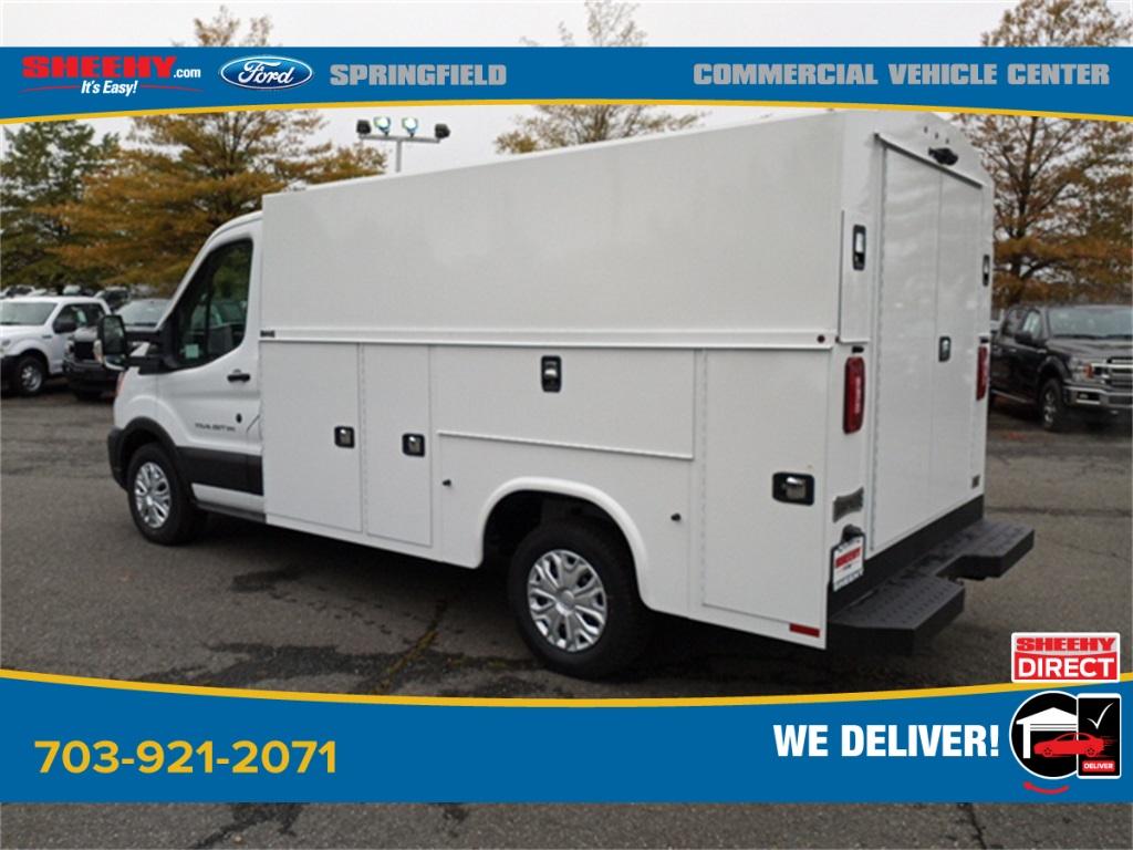 2020 Ford Transit 350 4x2, Knapheide KUV Service Utility Van #GB09227 - photo 3