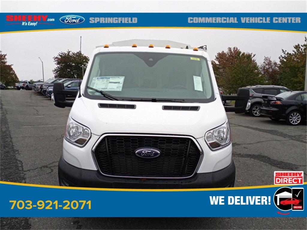 2020 Ford Transit 350 4x2, Knapheide KUV Service Utility Van #GB09227 - photo 5