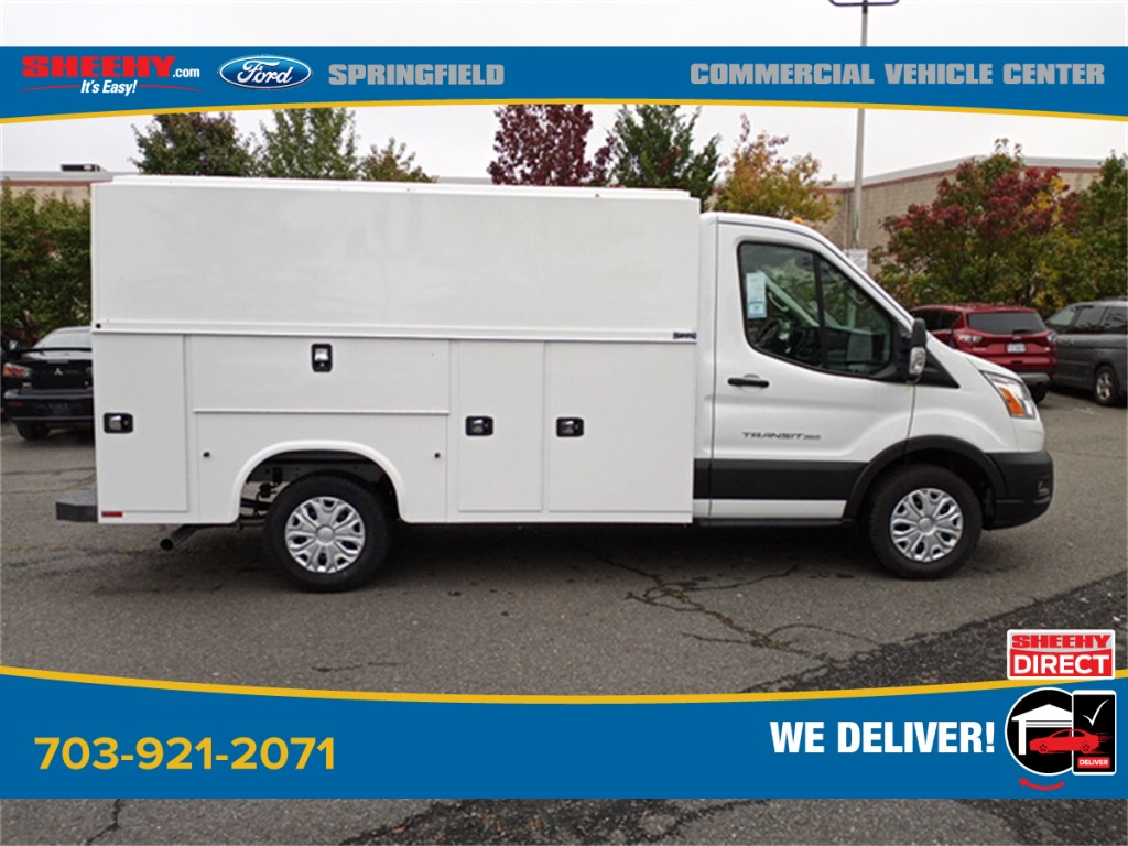 2020 Ford Transit 350 4x2, Knapheide KUV Service Utility Van #GB09227 - photo 7