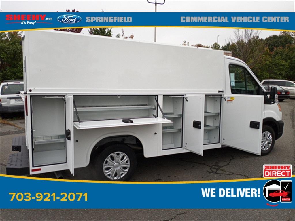 2020 Ford Transit 350 4x2, Knapheide KUV Service Utility Van #GB09227 - photo 8