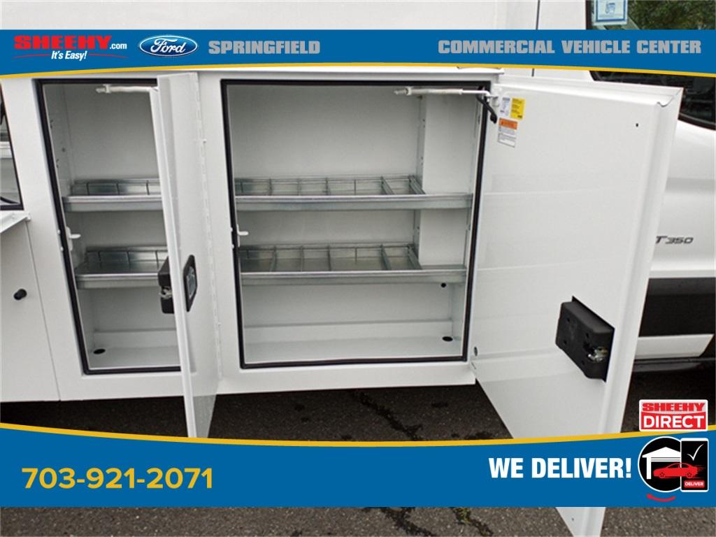 2020 Ford Transit 350 4x2, Knapheide KUV Service Utility Van #GB09227 - photo 9