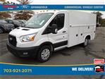 2020 Ford Transit 350 4x2, Knapheide KUV Service Utility Van #GB09227 - photo 4