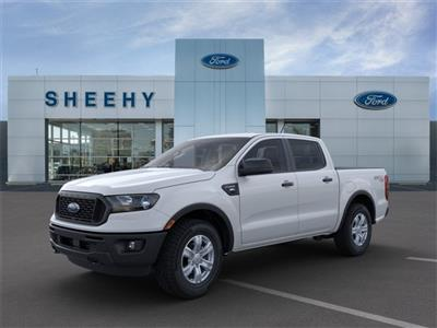 2019 Ranger SuperCrew Cab 4x4, Pickup #GB12579 - photo 3