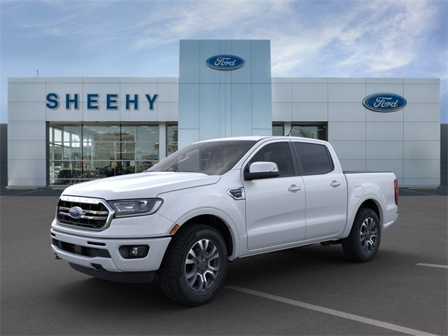 2019 Ranger SuperCrew Cab 4x4, Pickup #GB12580 - photo 3