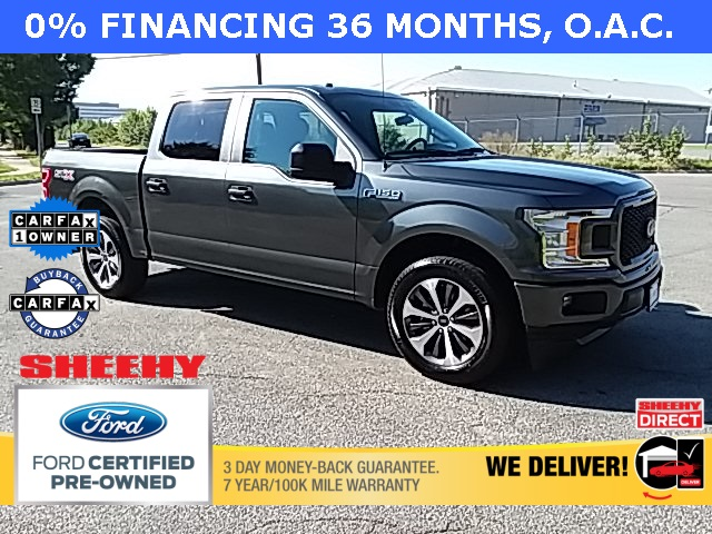 2019 Ford F-150 SuperCrew Cab 4x2, Pickup #GA83088A - photo 1