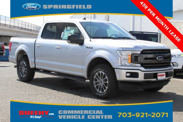 2019 F-150 SuperCrew Cab 4x4,  Pickup #GB12876 - photo 1