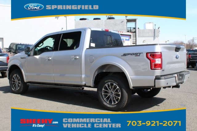 2019 F-150 SuperCrew Cab 4x4,  Pickup #GB12876 - photo 4