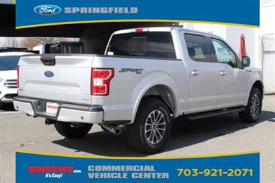 2019 F-150 SuperCrew Cab 4x4,  Pickup #GB12876 - photo 2