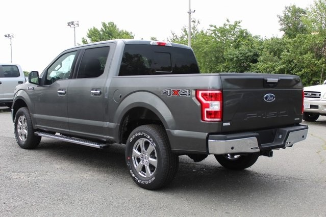 2019 F-150 SuperCrew Cab 4x4,  Pickup #GB12922 - photo 4