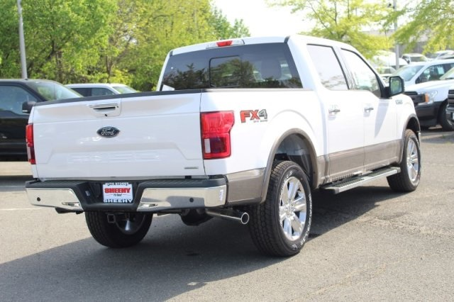 2019 F-150 SuperCrew Cab 4x4,  Pickup #GB13272 - photo 2