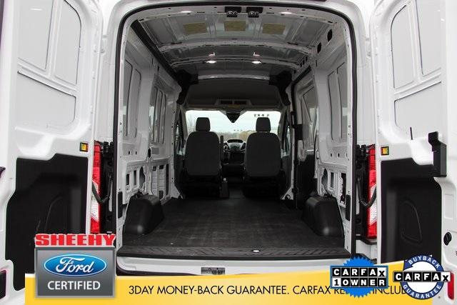 2019 Transit 150 Med Roof 4x2,  Empty Cargo Van #GB15283 - photo 12
