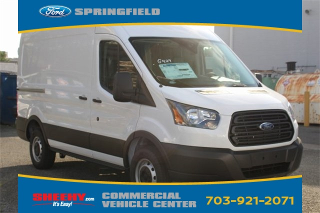 2019 Transit 250 Med Roof 4x2,  Empty Cargo Van #GB15285 - photo 1