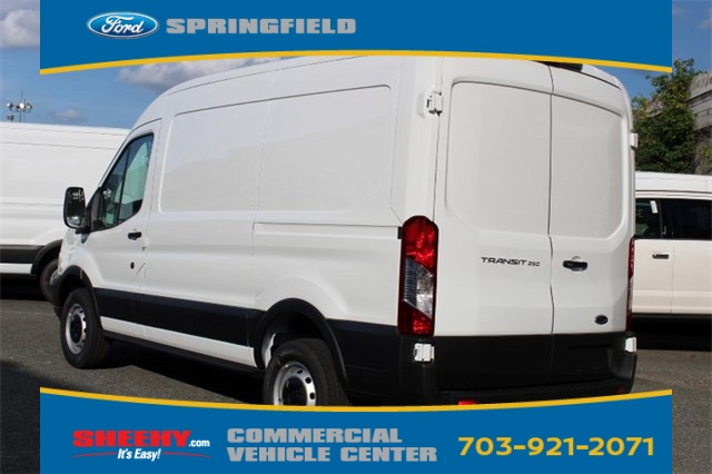 2019 Transit 250 Med Roof 4x2,  Empty Cargo Van #GB15285 - photo 4