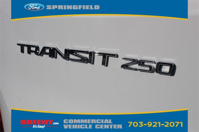 2019 Transit 250 Med Roof 4x2,  Empty Cargo Van #GB15285 - photo 6
