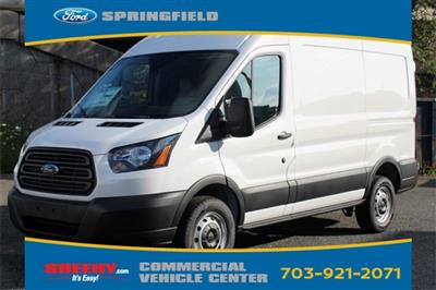 2019 Transit 250 Med Roof 4x2,  Empty Cargo Van #GB15285 - photo 3