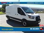 2020 Ford Transit 250 Med Roof RWD, Empty Cargo Van #GB15862 - photo 1