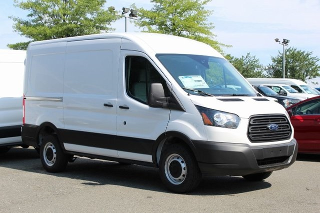 2019 Transit 250 Med Roof 4x2,  Empty Cargo Van #GB18537 - photo 1