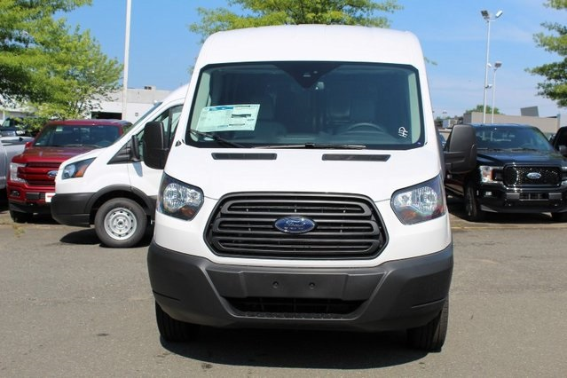 2019 Transit 250 Med Roof 4x2,  Empty Cargo Van #GB18537 - photo 3