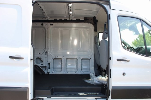 2019 Transit 250 Med Roof 4x2,  Empty Cargo Van #GB18537 - photo 10