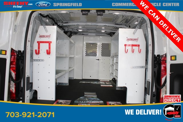 2019 Transit 250 Low Roof 4x2, Weather Guard Upfitted Cargo Van #GB18539 - photo 1