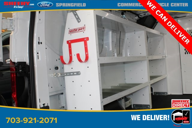 2019 Transit 250 Low Roof 4x2, Weather Guard General Service Upfitted Cargo Van #GB18539 - photo 5