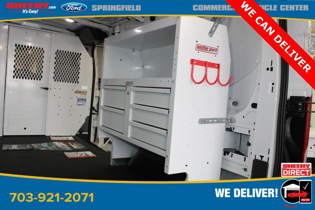 2019 Transit 250 Low Roof 4x2, Weather Guard General Service Upfitted Cargo Van #GB18539 - photo 6