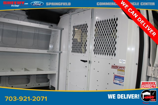 2019 Transit 250 Low Roof 4x2, Weather Guard Upfitted Cargo Van #GB18539 - photo 9