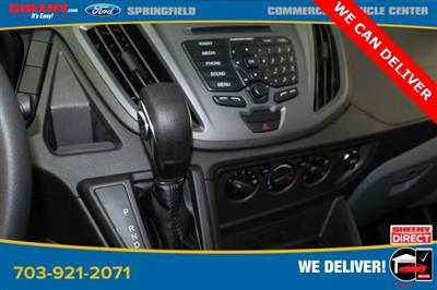 2019 Transit 250 Low Roof 4x2, Weather Guard General Service Upfitted Cargo Van #GB18539 - photo 12