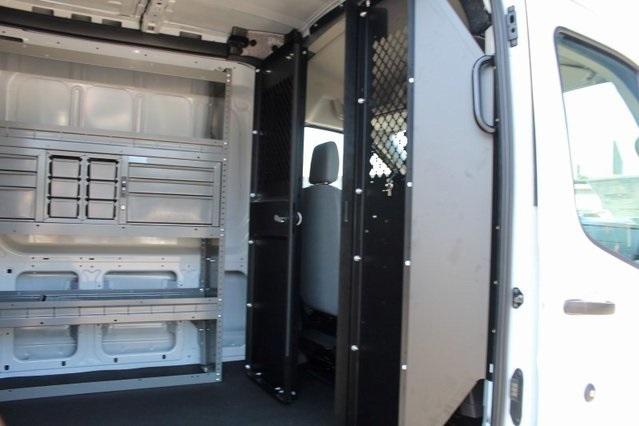 2019 Transit 250 Med Roof 4x2,  Adrian Steel PHVAC Upfitted Cargo Van #GB18541 - photo 11