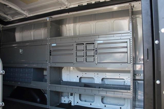 2019 Transit 250 Med Roof 4x2,  Adrian Steel PHVAC Upfitted Cargo Van #GB18541 - photo 12