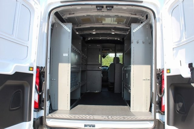 2019 Transit 250 Med Roof 4x2,  Adrian Steel Upfitted Cargo Van #GB18541 - photo 1