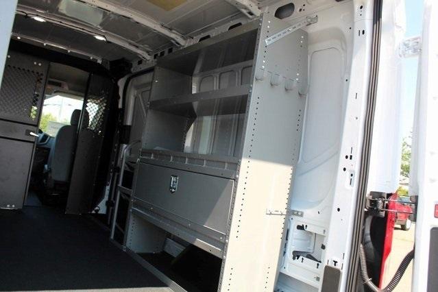 2019 Transit 250 Med Roof 4x2,  Adrian Steel PHVAC Upfitted Cargo Van #GB18541 - photo 14
