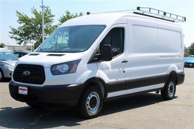 2019 Transit 250 Med Roof 4x2,  Adrian Steel PHVAC Upfitted Cargo Van #GB18541 - photo 3