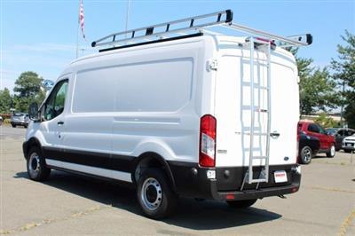 2019 Transit 250 Med Roof 4x2,  Adrian Steel PHVAC Upfitted Cargo Van #GB18541 - photo 4