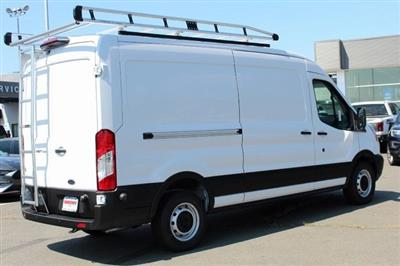 2019 Transit 250 Med Roof 4x2,  Adrian Steel PHVAC Upfitted Cargo Van #GB18541 - photo 5