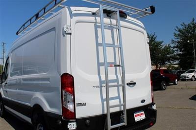 2019 Transit 250 Med Roof 4x2,  Adrian Steel PHVAC Upfitted Cargo Van #GB18541 - photo 6