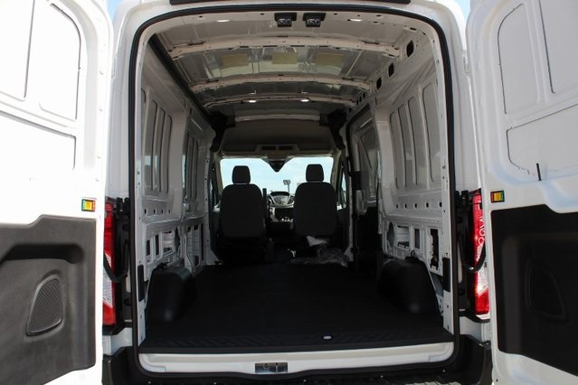2019 Transit 250 Med Roof 4x2,  Empty Cargo Van #GB18543 - photo 1