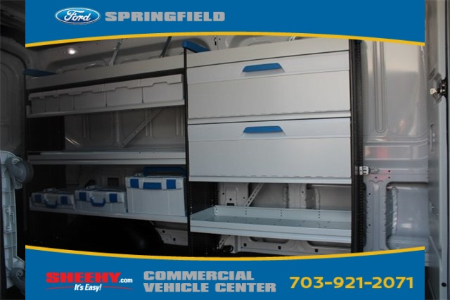 2019 Transit 250 Med Roof 4x2,  Sortimo Shelf Staxx Upfitted Cargo Van #GB18544 - photo 13