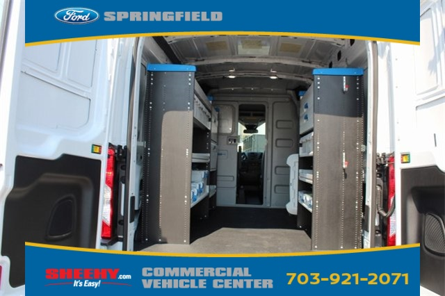 2019 Transit 250 Med Roof 4x2,  Sortimo Shelf Staxx Upfitted Cargo Van #GB18544 - photo 2