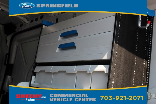 2019 Transit 250 Med Roof 4x2,  Sortimo Shelf Staxx Upfitted Cargo Van #GB18544 - photo 17