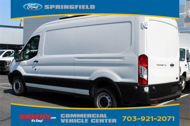 2019 Transit 250 Med Roof 4x2,  Sortimo Shelf Staxx Upfitted Cargo Van #GB18544 - photo 5