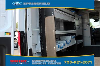 2019 Transit 250 Med Roof 4x2,  Sortimo Shelf Staxx Upfitted Cargo Van #GB18544 - photo 14