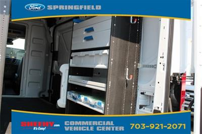 2019 Transit 250 Med Roof 4x2,  Sortimo Shelf Staxx Upfitted Cargo Van #GB18544 - photo 15