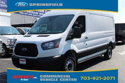 2019 Transit 250 Med Roof 4x2,  Sortimo Shelf Staxx Upfitted Cargo Van #GB18544 - photo 4