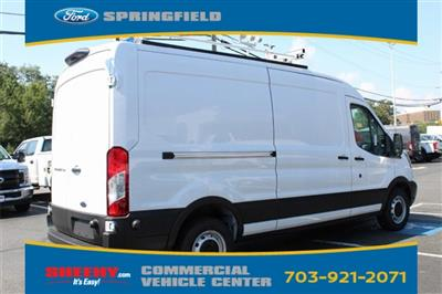 2019 Transit 250 Med Roof 4x2,  Sortimo Shelf Staxx Upfitted Cargo Van #GB18544 - photo 6