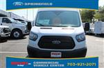 2019 Transit 250 Med Roof 4x2,  Sortimo Shelf Staxx Upfitted Cargo Van #GB18544 - photo 3