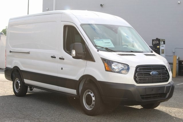 2019 Transit 250 Med Roof 4x2,  Empty Cargo Van #GB18545 - photo 1
