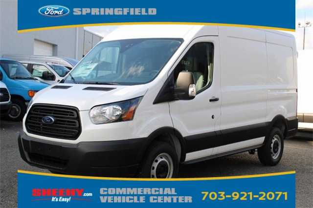 2019 Transit 250 Med Roof 4x2, Empty Cargo Van #GB23565 - photo 3