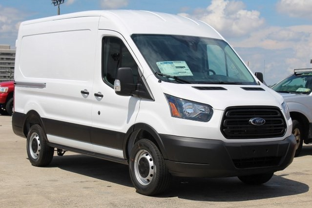 2019 Transit 250 Med Roof 4x2,  Empty Cargo Van #GB23566 - photo 1