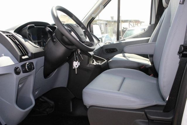 2019 Transit 250 Med Roof 4x2,  Empty Cargo Van #GB23566 - photo 12